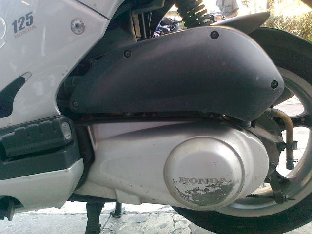 Honda NES 125, (2000-2006), used bike test: After 10 years of