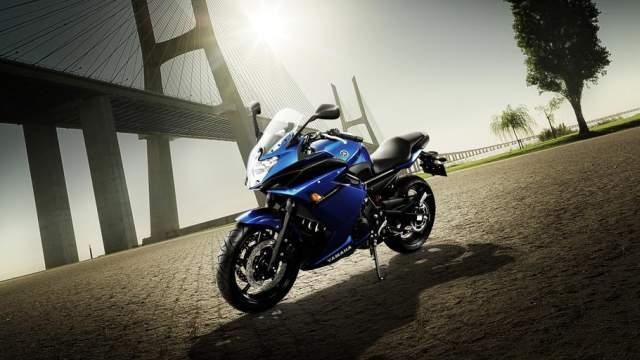 Yamaha XJ6 (FZ6) Diversion F (2010-current): An everyday bike ...
