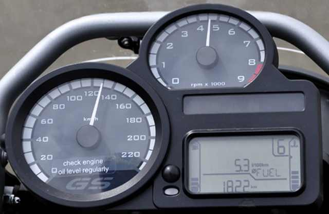 Bmw R 1200 GS (2004-current): The integration of the big adventure