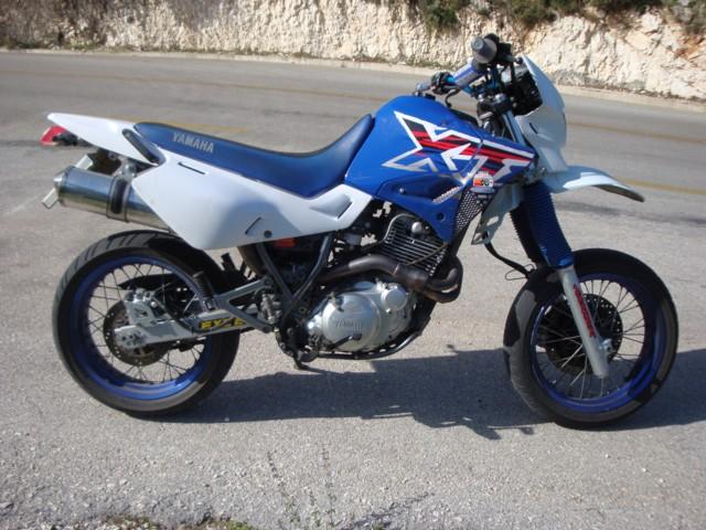 Yamaha XT 600 E (1999-2004) : The missing charm of 90's