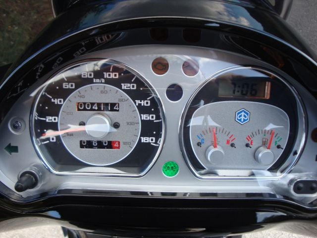 piaggio beverly tourer 300 (2009-2010): almost  the noble