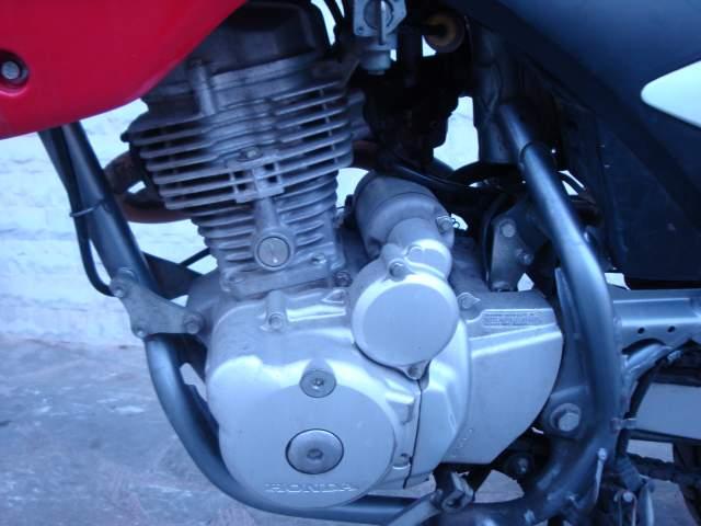 Honda XR 125 L ( 2003-2007 ): Superb usability, behind an