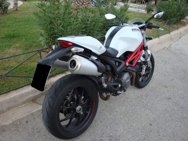 ducati monster 796 abs (2010-current): a taste of the real thing