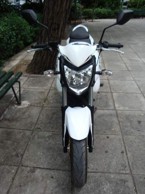 Sym SB 125 N Wolf (Τ1) (2012- current): Despite the