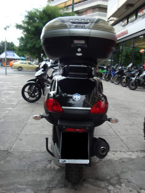 Piaggio MP3 300 ie LT (2010-current): Target detected: A