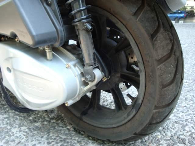 Aeon/Quadro 350 D (2011-present): Three wheeler stability