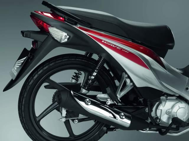 Honda Wave 110i (2012-current): Honda's quests concerning ...