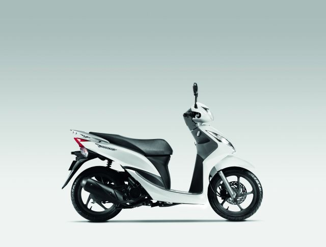 honda vision 110 2011 current economy in city centres. Black Bedroom Furniture Sets. Home Design Ideas