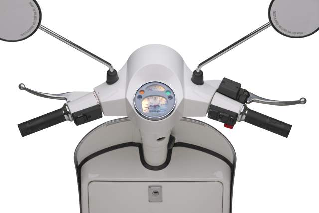 Piaggio Vespa PX 150 (2011-current): I bought it like this