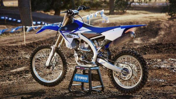 The new yamaha wr450f commercial by toia moto for New yamaha 450