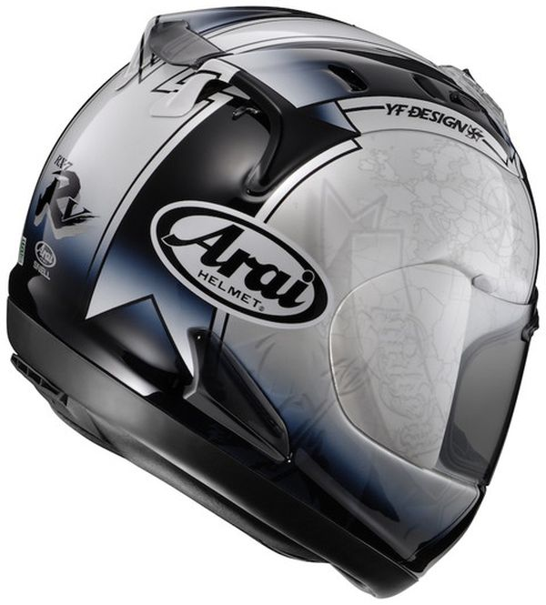 could arai be influenced by x lite moto. Black Bedroom Furniture Sets. Home Design Ideas