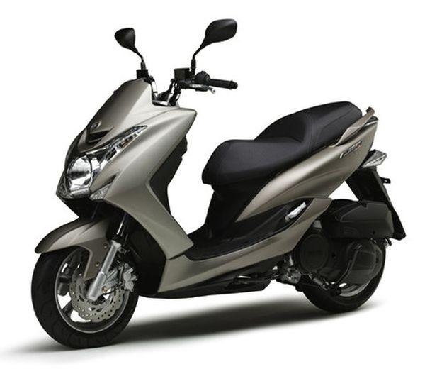 Spesifikasi Yamaha Majesty S 155