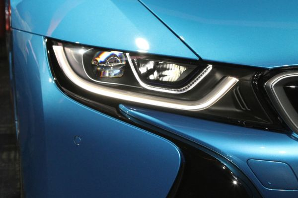 Bmw Motorcycles Will Feature Laser Headlights In The Future Moto