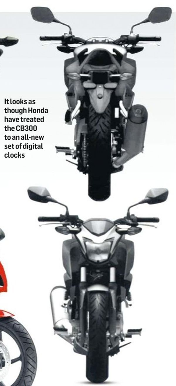 The 2015 Honda CB 300 F Is Officially Announced