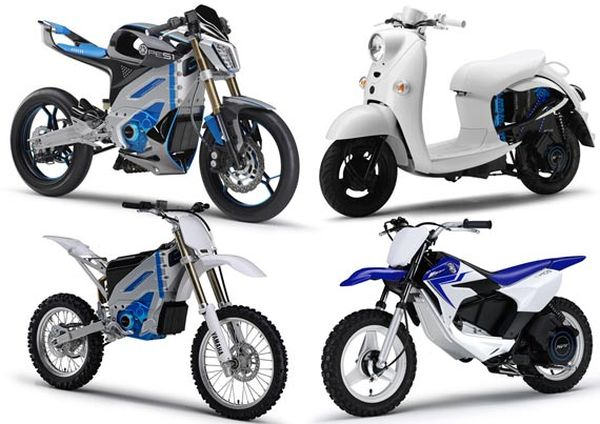 yamaha will manufacture the two electric powered bikes by. Black Bedroom Furniture Sets. Home Design Ideas